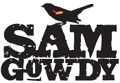 Sam Gowdy Window Decal